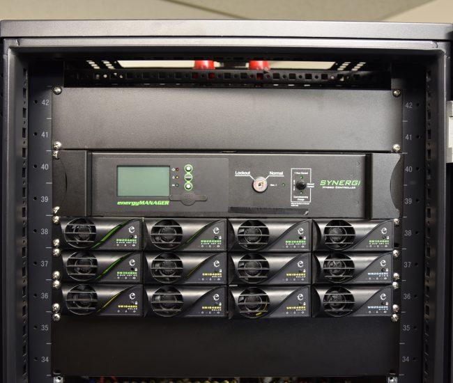 SYNERGi – Hybrid Energy System Main Image