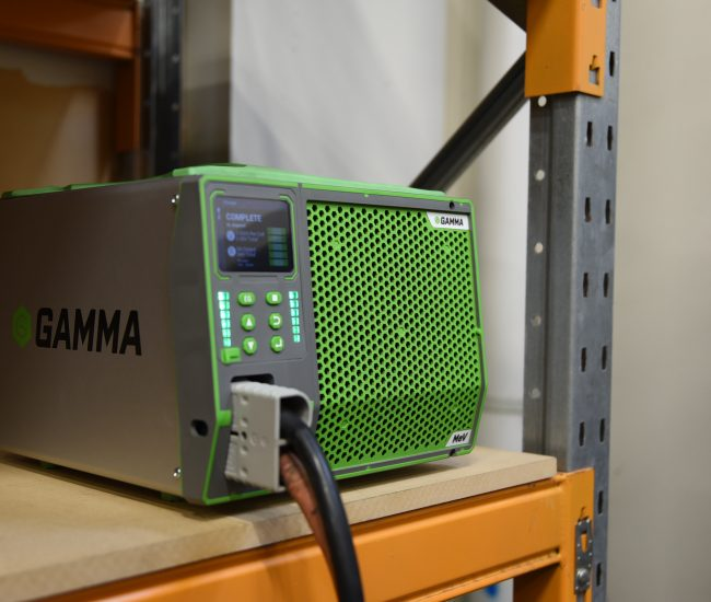 Gamma – Material Handling Charger gallery Image