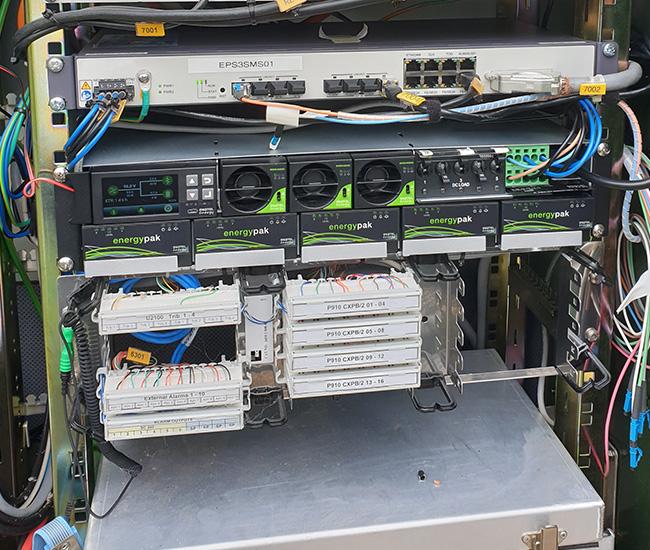 energyhub – DC Power System Main Image
