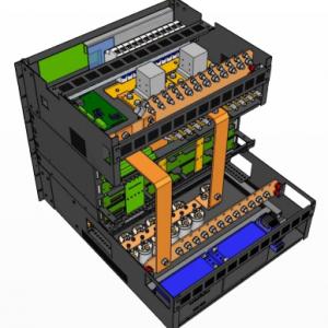 Enatel Energy NEC XON Hybrid Power System Build