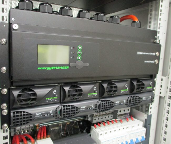 flexiCOMPACT – DC Power System Main Image