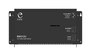 12/24/48V | Wall Mount Rectifier | RW Range