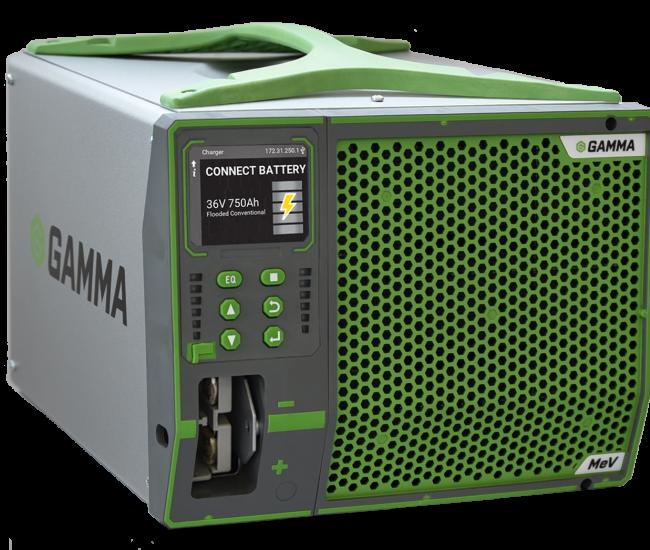 Gamma – Material Handling Charger Main Image